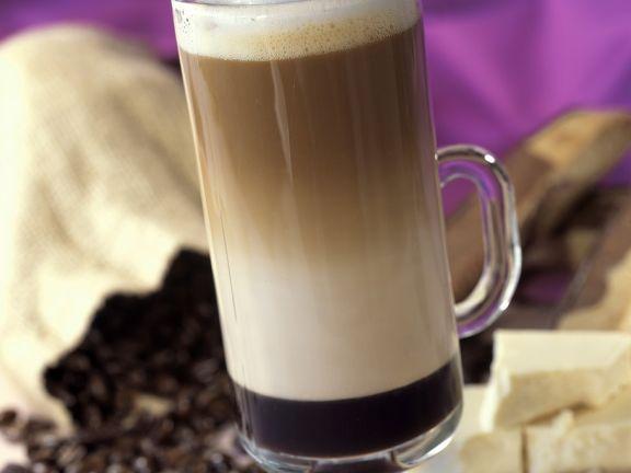 Kaffee mit Likör