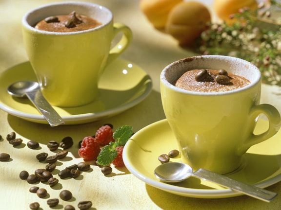 Kaffee-Parfait