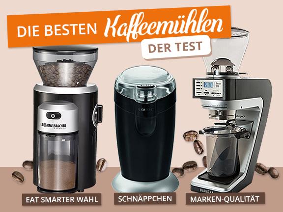 Die besten Kaffeemühlen | EAT SMARTER | {Kaffeemühlen 35}