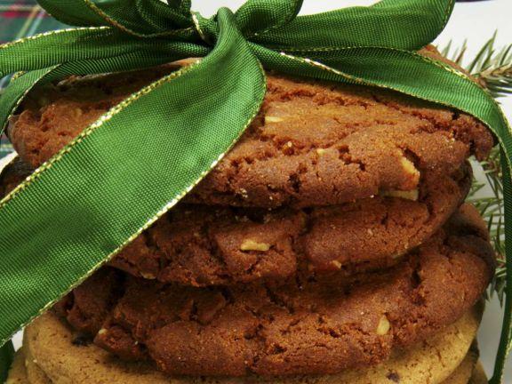 Karamell-Pekannuss-Cookies