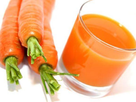 Machen Karotten braun?