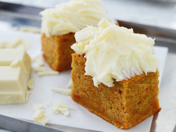 Karotten Nuss Kuchen Rezept Eat Smarter