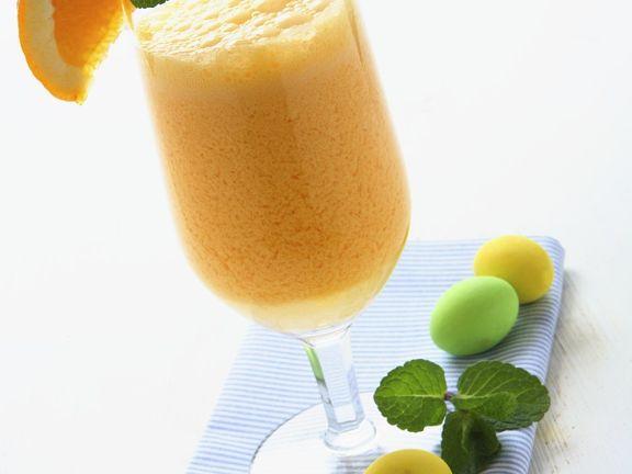Karottendink mit Orange und Joghurt