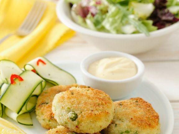 Kartoffel-Fischpuffer