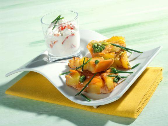 Kartoffel-Gemüse-Tortilla