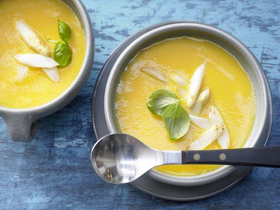 Kartoffel-Möhren-Suppe