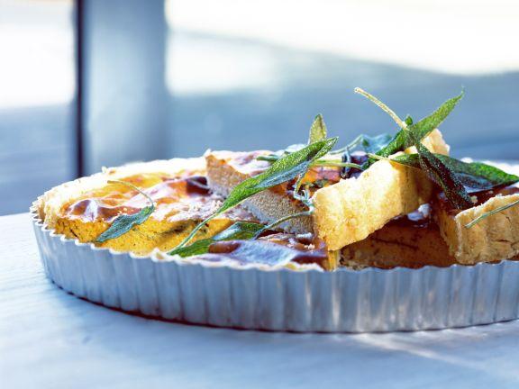 Kartoffel-Salbei-Quiche