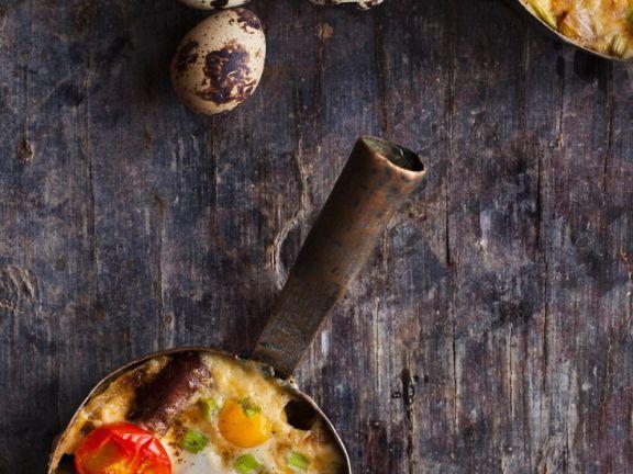 Kartoffel-Wurstauflauf