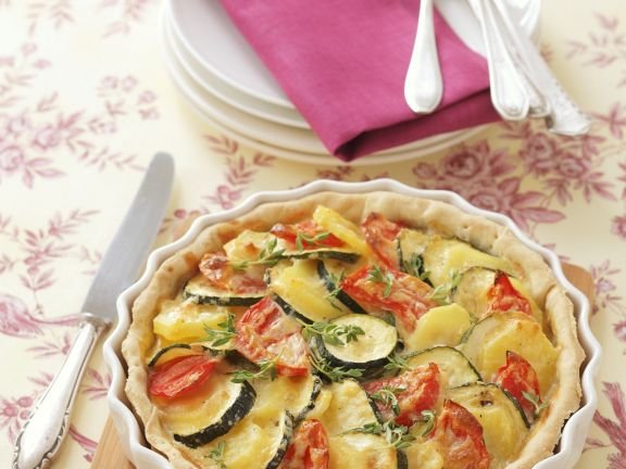 Rezept zucchini kuchlein