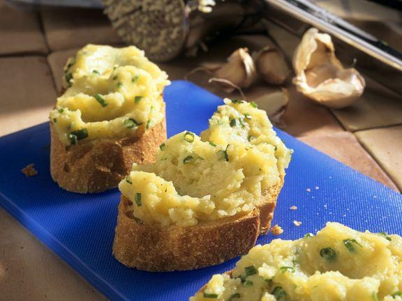 Kartoffelaufstrich