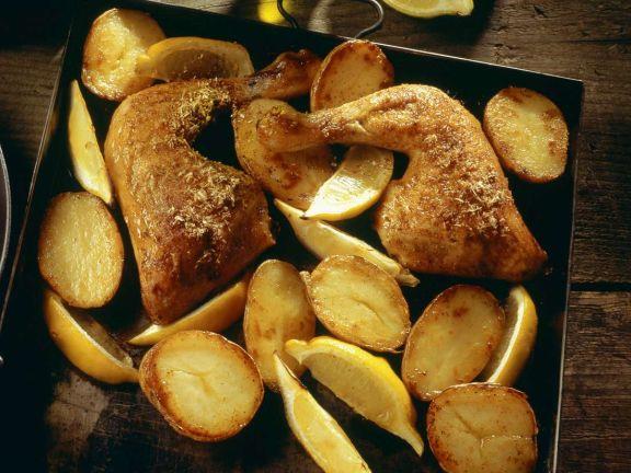 Kartoffelhähnchen