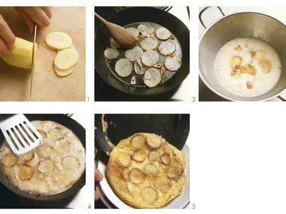 Kartoffeltortilla