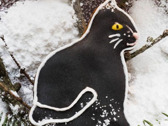Katzen-Plätzchen