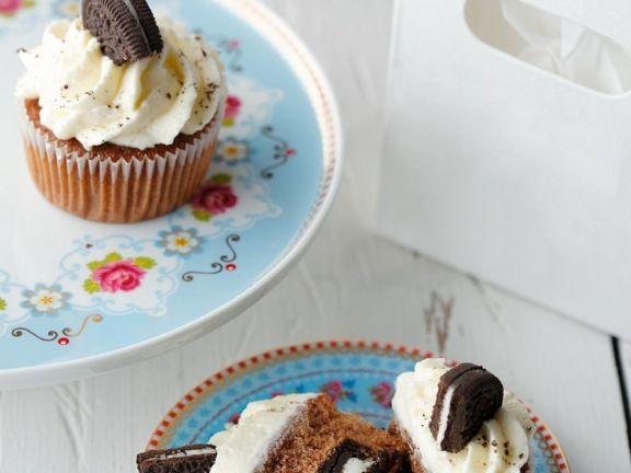 Keks-Cupcakes