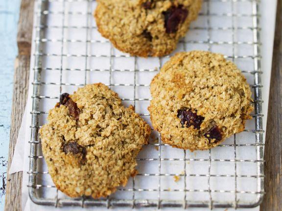 Rezept kekse mit haferkleie