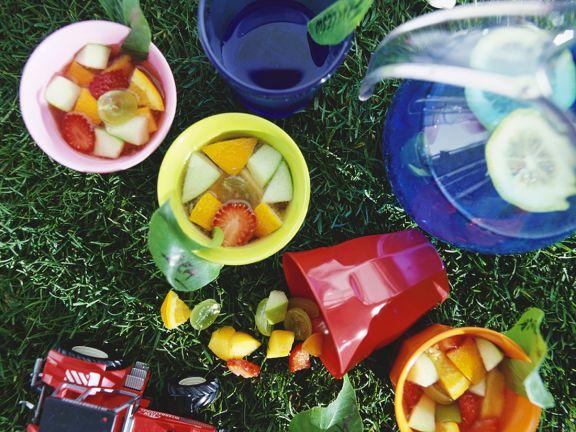 Kinder-Fruchtbowle