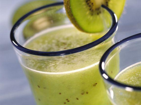 Kiwi-Apfel-Smoothie