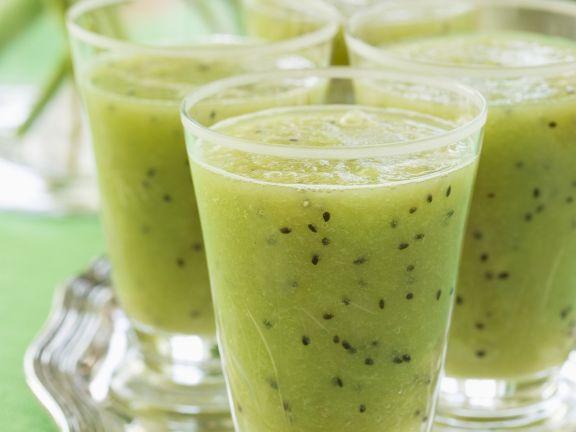 kiwi birnen smoothie mit melone rezept eat smarter. Black Bedroom Furniture Sets. Home Design Ideas