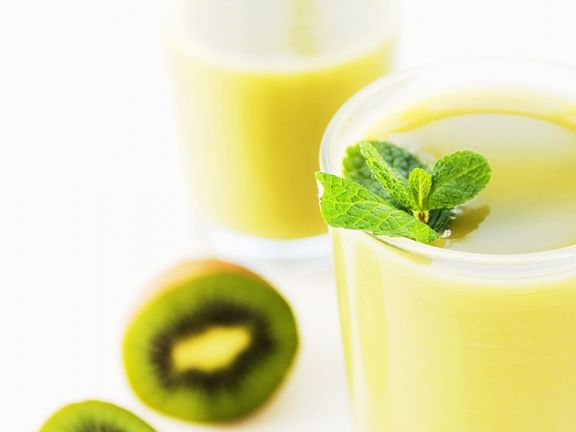 Kiwi-Minz-Smoothie
