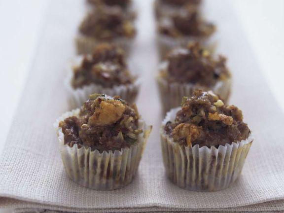 Kleine Hackfleisch-Muffins