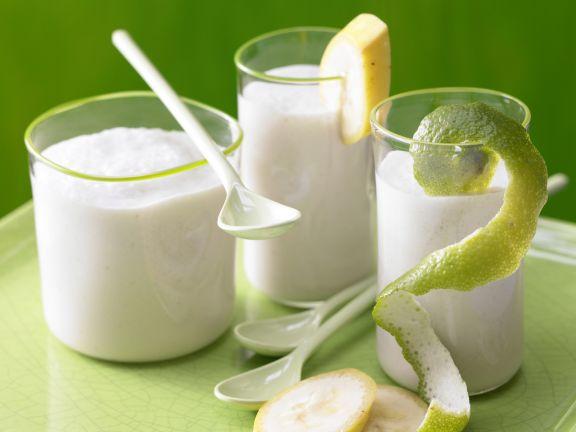 kokos bananen smoothie rezept eat smarter. Black Bedroom Furniture Sets. Home Design Ideas