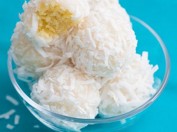 Kokos-Reisbällchen