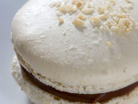 Kokos-Schoko-Macaron
