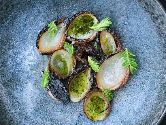 Kräuter-Austern