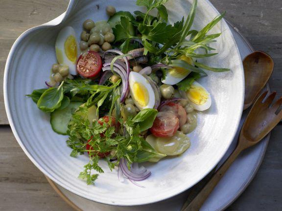 Kräuter-Kartoffel-Salat