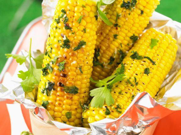 Kräuter-Maiskolben