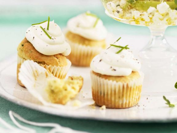 Kräuter-Muffins