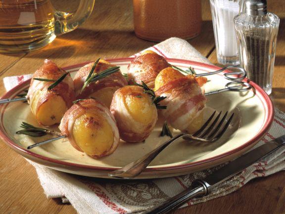 Kräuter-Speck-Kartoffeln