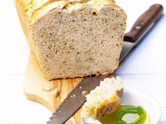 Kräuter-Weißbrot