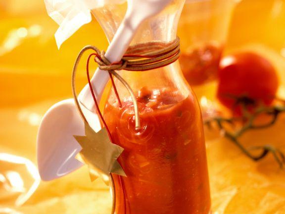 Kubanische Paprika-Tomaten-Salsa