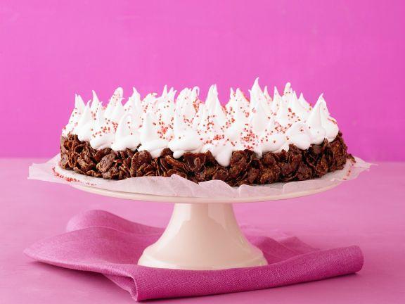 Kuchen als Zipfelmütze