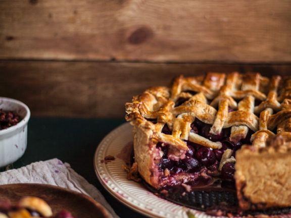 Kuchen Mit Essig Kirschen Rezept Eat Smarter