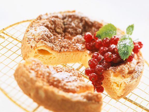 Kuchen mit Kefir