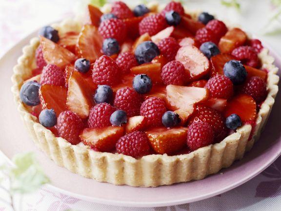 Kuchen Mit Sommerbeeren Rezept Eat Smarter