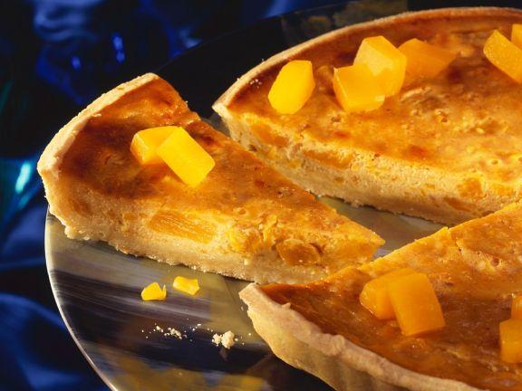 Kürbis Pie