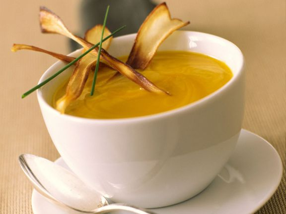 Kürbissuppe