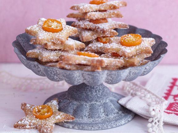 Kumquat-Plätzchen