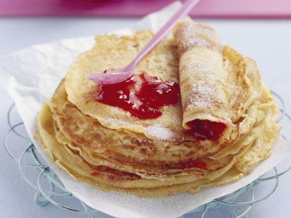 Marmeladen-Pfannkuchen