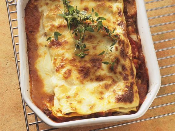 Glutenfreie Lasagne