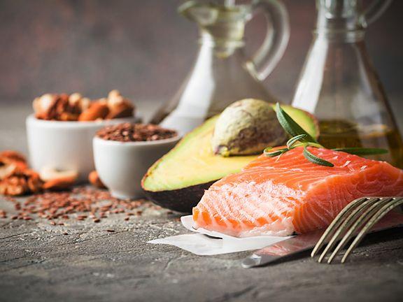Lebensmittel bei Arthritis