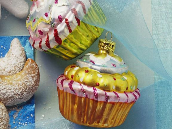 Lebkuchen-Minimuffins