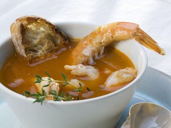 Ligurische Fischsuppe