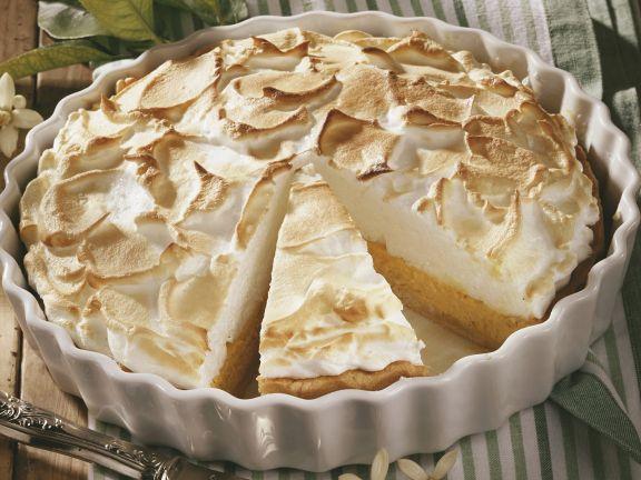 Limetten-Baiser-Kuchen (Key Lime Pie) Rezept | EAT SMARTER
