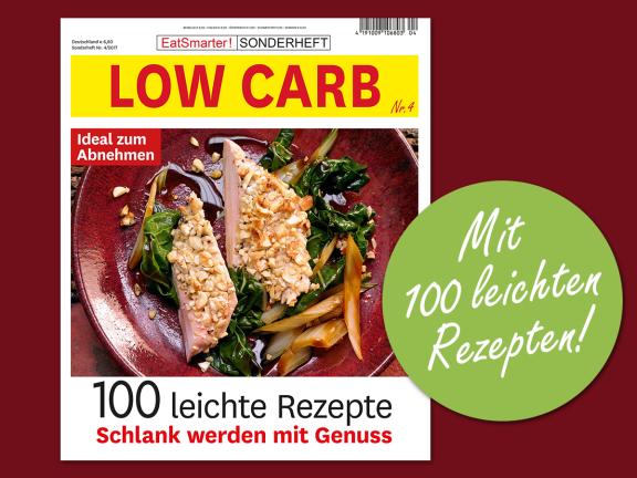 Sonderheft Low Carb Nr. 4