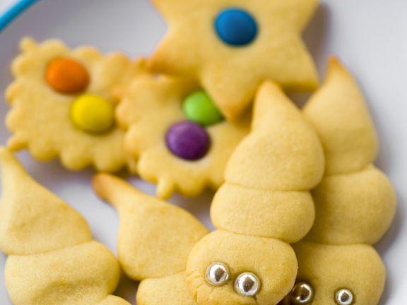 Lustige Plätzchen Für Kinder Rezept Eat Smarter