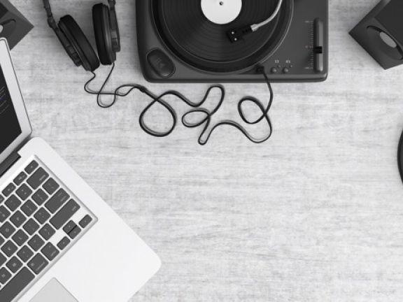Spotify Musik hören über den Mac